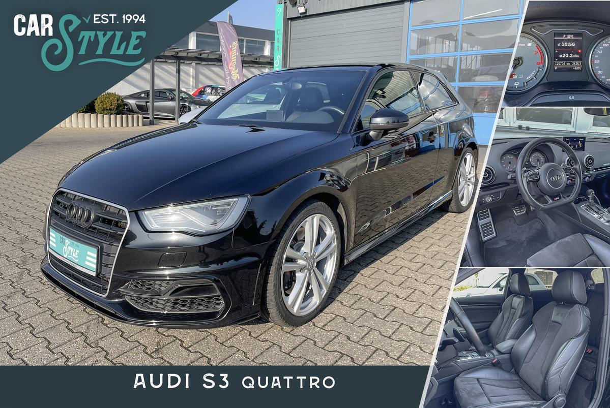Audi S3 2.0 TFSI S tronic QUATTRO LED PDC SHZ NAVI
