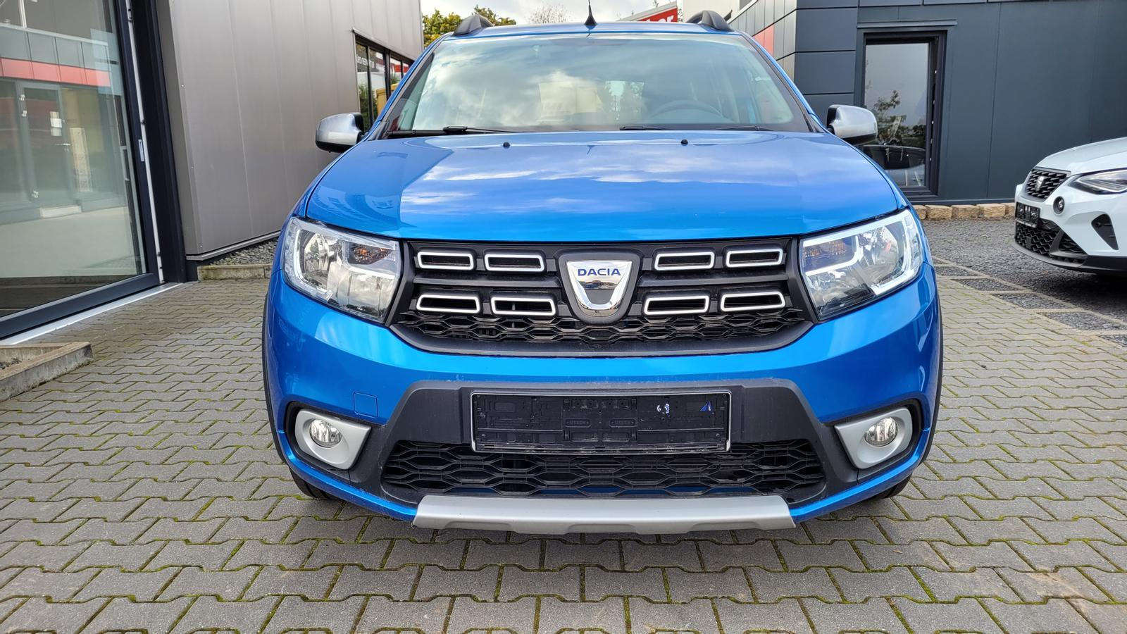 Dacia Logan MCV II Stepway Navi Tempo u.v.m.