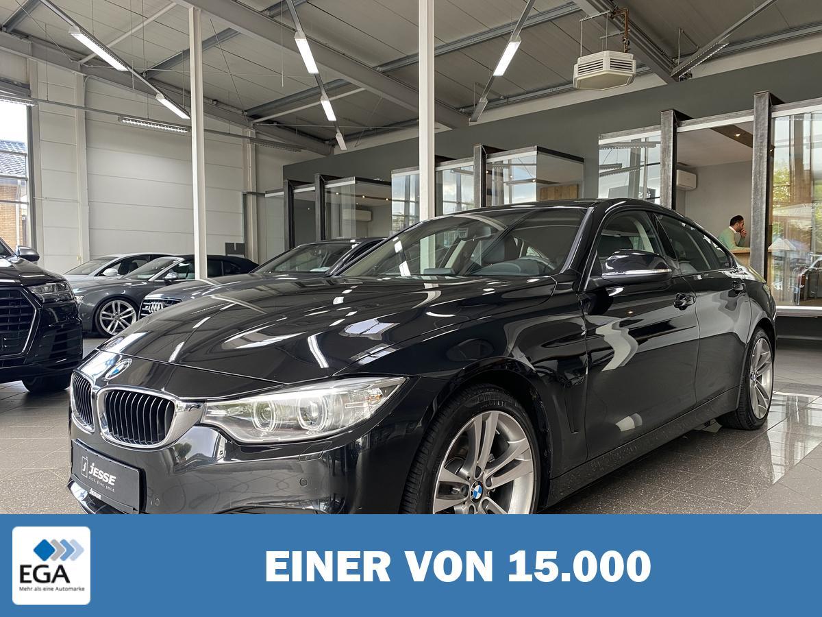 BMW 420 Gran Coupé d Advantage Bi-Xenon Navi PDC