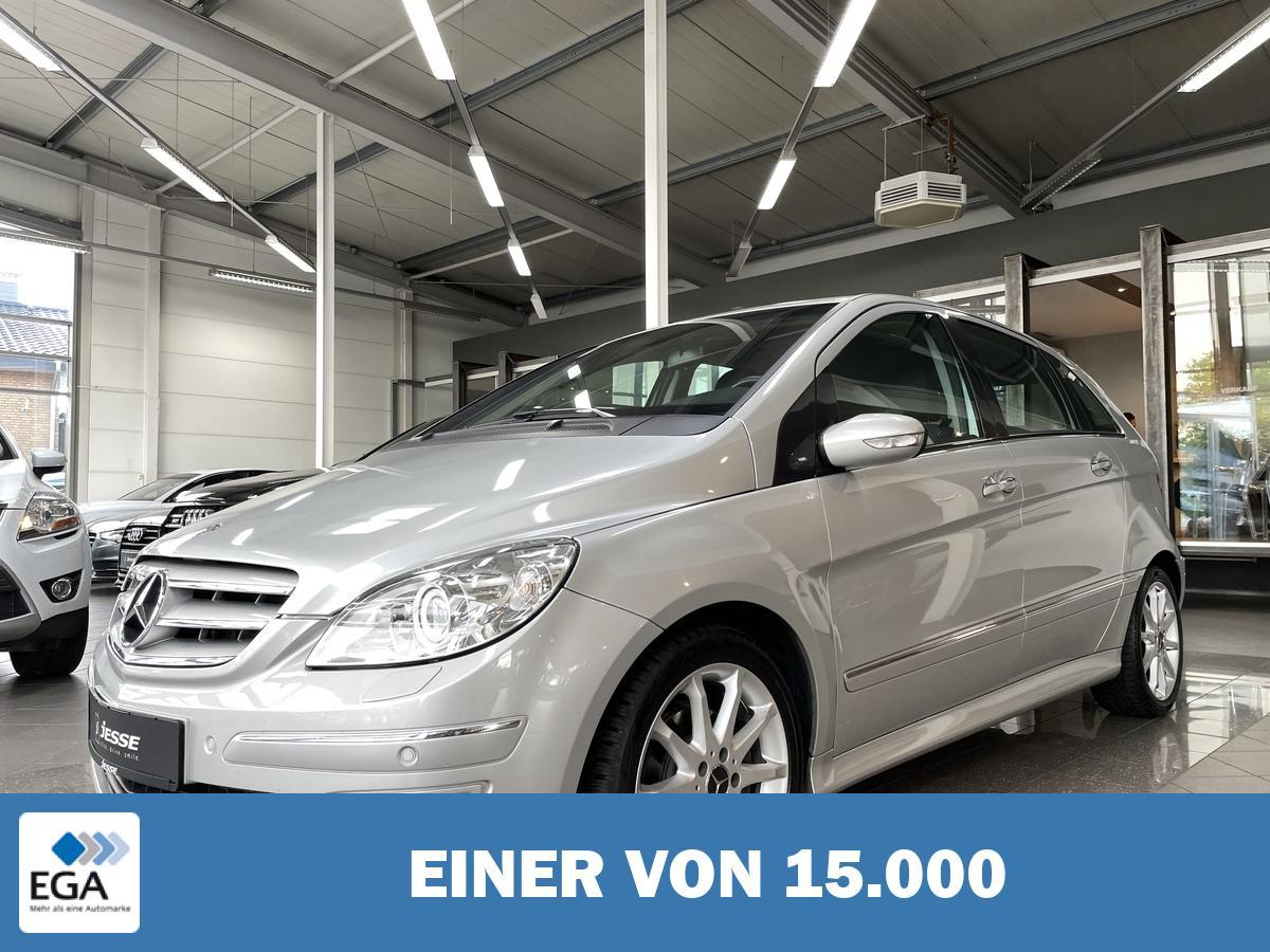 Mercedes-Benz B 180 CDI DPF Bi-Xenon Navi PDC Tempomat AHK