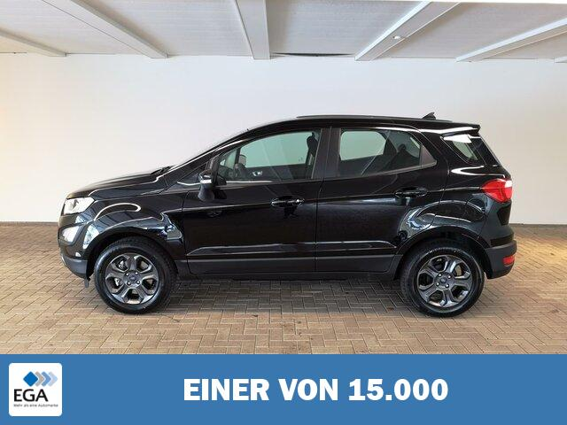 FORD ECOSPORT COOL & CONNECT WINTER-PAKET / LMF
