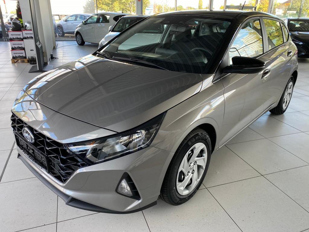 Hyundai i20 1.0 T-GDI *SOFORT**7AT*Google Android*Klima*SHZ*