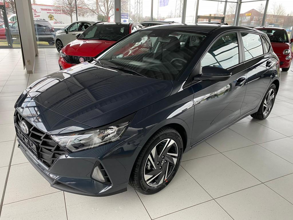 Hyundai i20 Neues Modell 2020 1.0 7AT *100PS*NAVI*Klima*Sitzheizung *Rückheizung Parkse