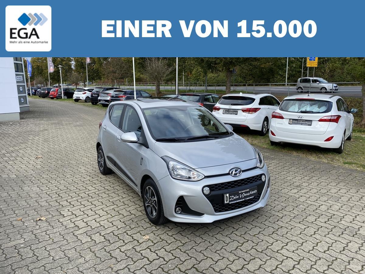 Hyundai i10 1.2 Benzin  Automatik+ Multifkt.lenkrad+ Schiebedach