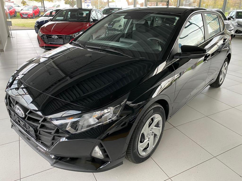 Hyundai i20 1,0 T-GDI *7Gang-DCT*Klimaanlage*Sitzheizung*Parksensor*Digital Radio*