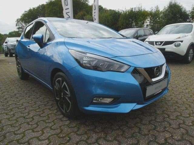 Nissan Micra N-WAY 5MT, AAC,Navi,PDC,CAR-Play