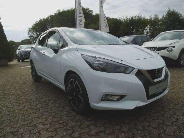 Nissan Micra N-WAY 5MT, AAC,Car-Play,SHZ