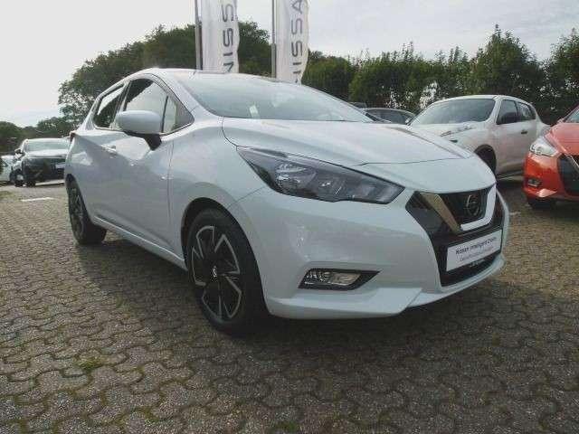 Nissan Micra 1.0 IG-T N-WAY, AAC, CarPlay, PDC, SHZ