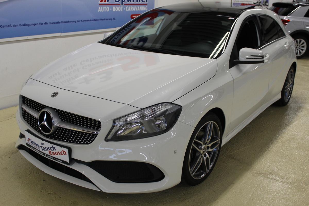 Mercedes-Benz A 200 AMG Line,el.Schiebedach,Business Paket,u.v.m.