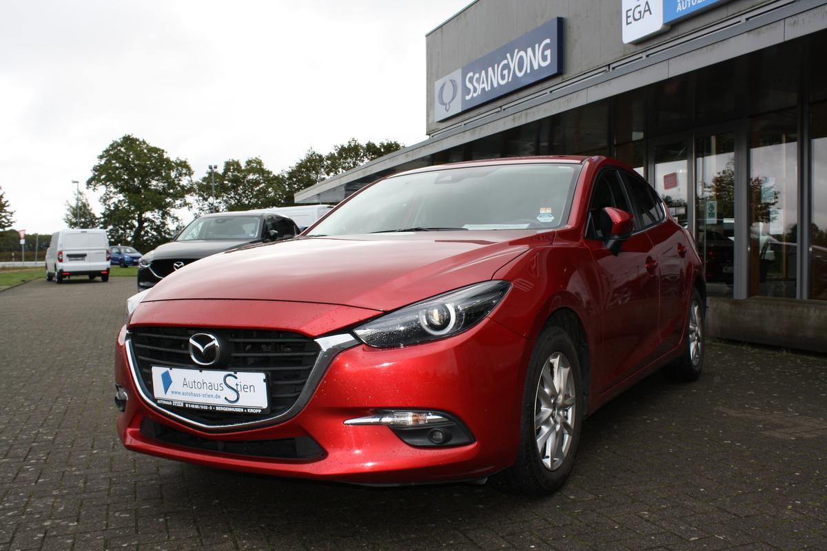 Mazda 3  SKYACTIV-G 120 6GS AL-EXCLUSIVE ACT-P