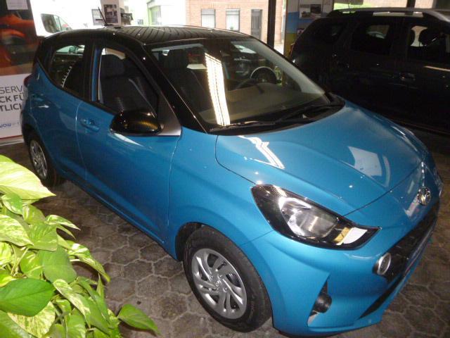 Hyundai i10 1.0 Automatik - Klima - Sitzhzg - PDC - LKA-Spurhalte