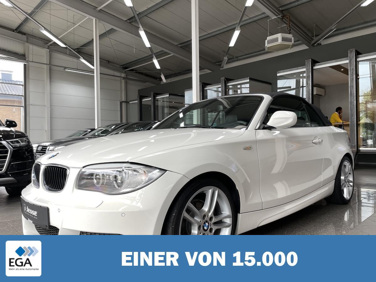 BMW 120i Cabrio M-Paket Bi-Xenon Navi PDC SHZ Klima*