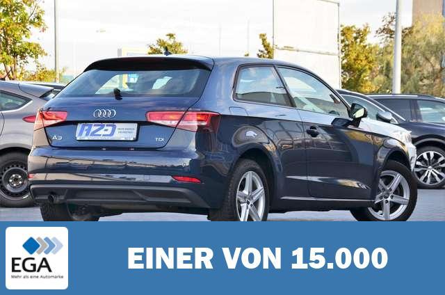 Audi A3 1.6 TDI S-Tronic XENON NAVI PDC SHZ