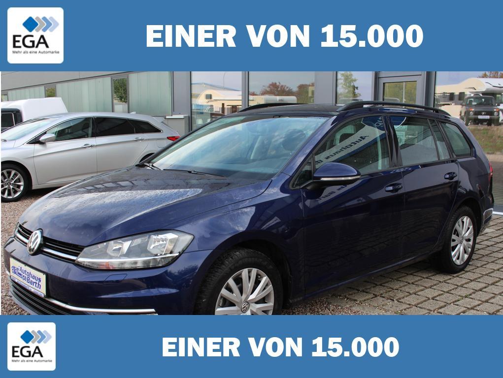 Volkswagen Golf * Standheizung* Navigation* Climatronic*ERGO Sitz*