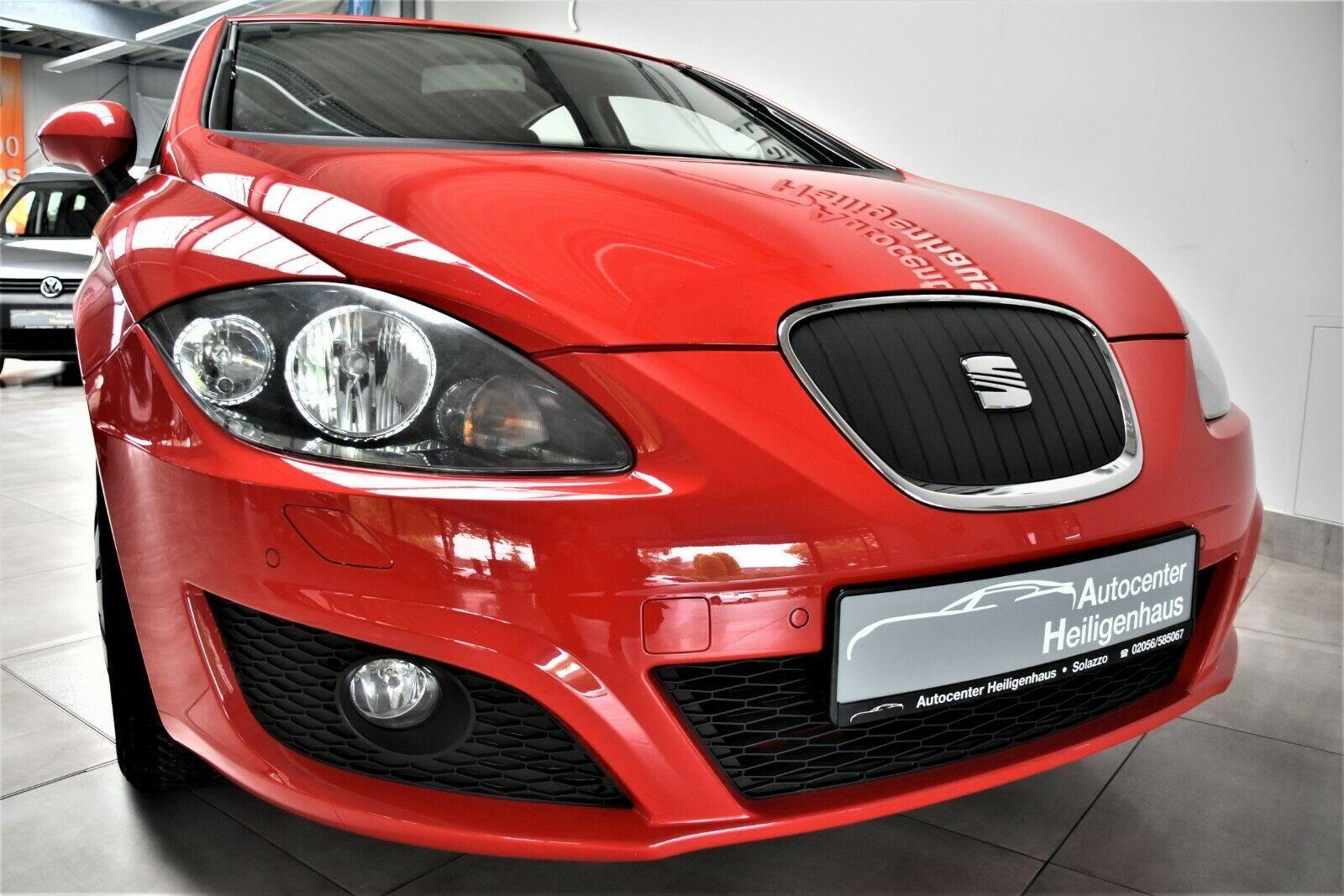 SEAT Leon 1.6 TDI Style Copa Ecomotive Navi Klima PDC