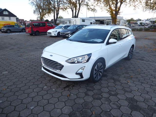 Ford Focus Connected 1,0 Turnier + Winterpaket - 17 Zoll