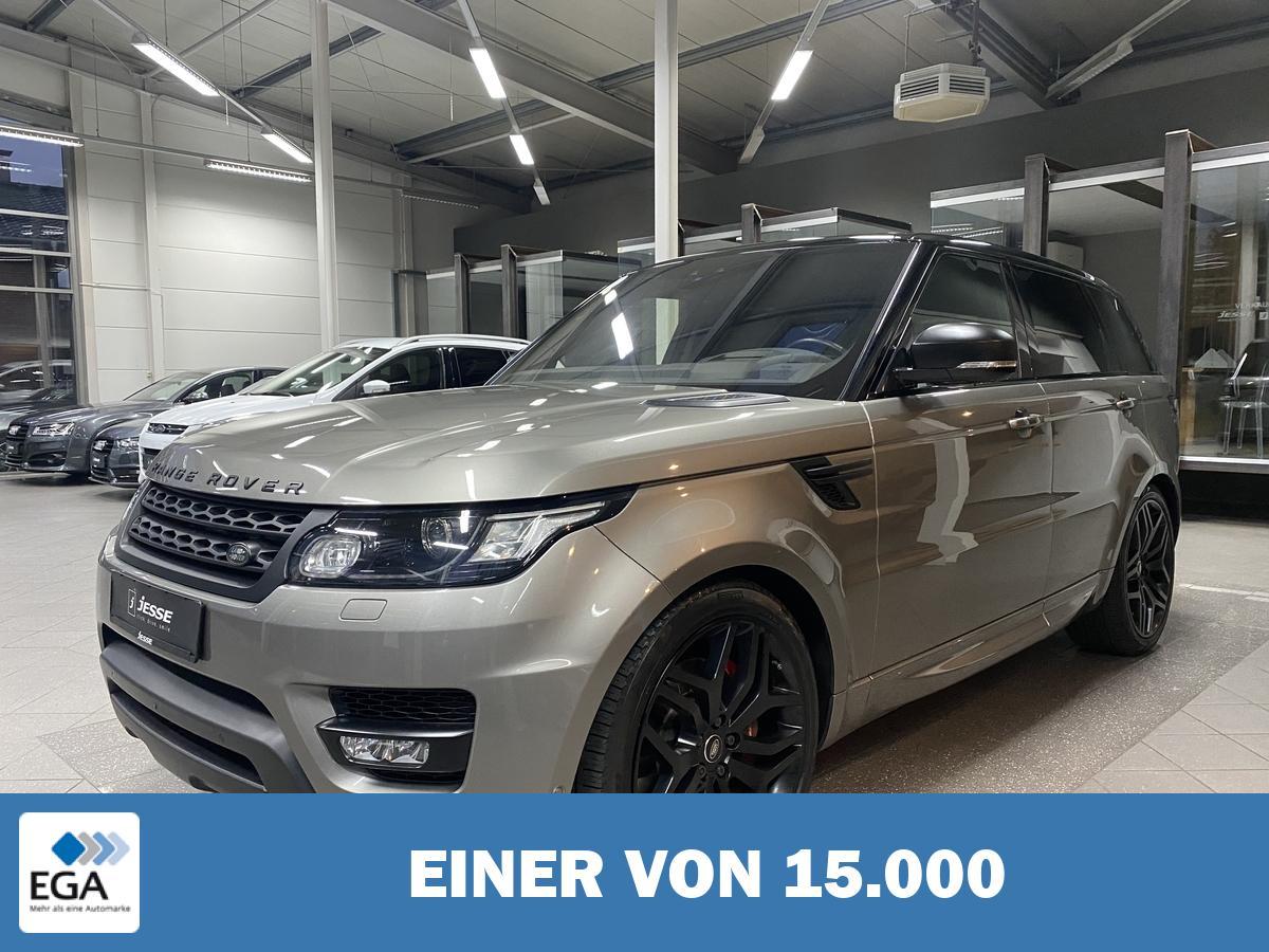 Land Rover Range Rover Sport SDV6 HSE Dynamic Bi-Xenon HUD 360* ACC