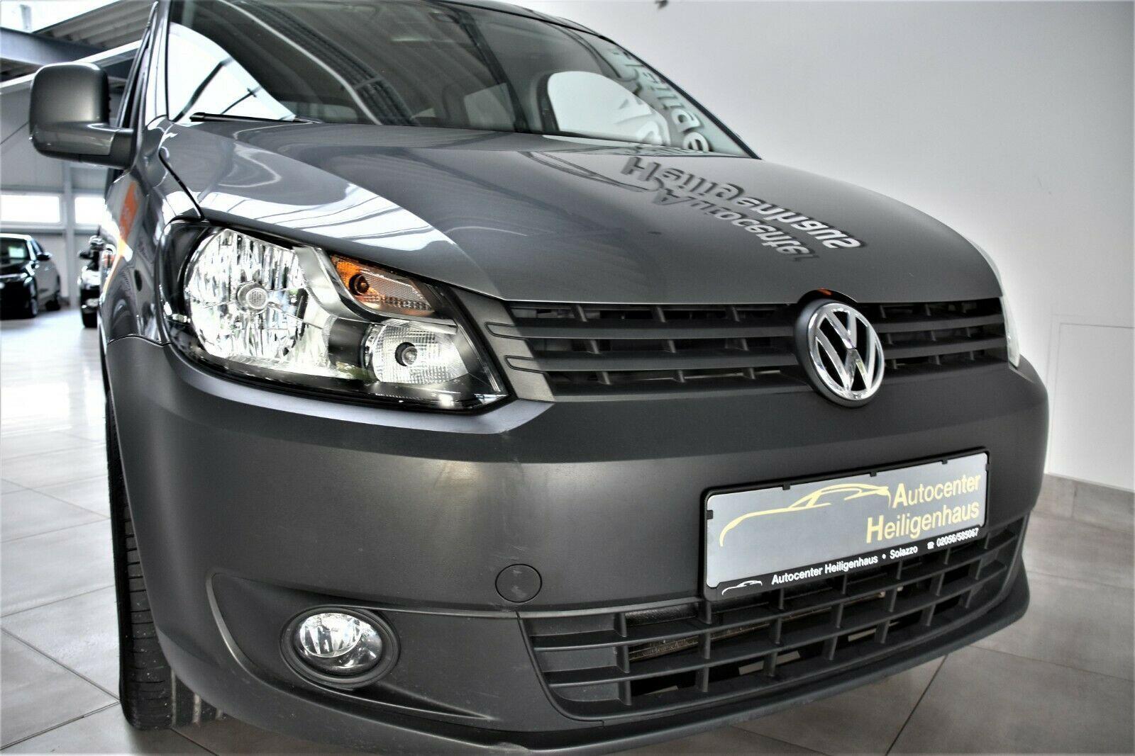 VW Caddy 1.6TDI Roncalli Klima Sitzhz Tempo AHK PDC