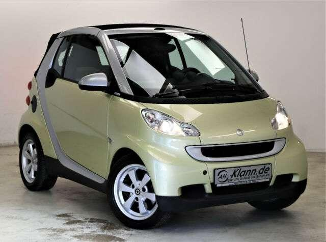 smart forTwo fortwo cabrio Mhd 71PS Edition Limited Three