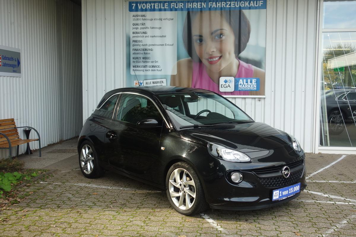 Opel Adam 1.2 Slam*INFINITY*17 ZOLL*PRIVACY*SPORTPAKET*KLIMAAUTOM