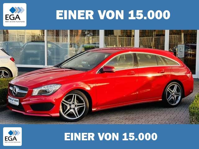 Mercedes-Benz CLA 180 AMG, PTS, Navi, Bi-Xenon, Easy-Pack, SHZ, Tempomat