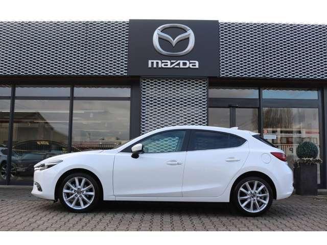 Mazda 3 SKY-D SPORTS-LINE+NAV+HUD+LED+KAMERA+BOSE+DAB