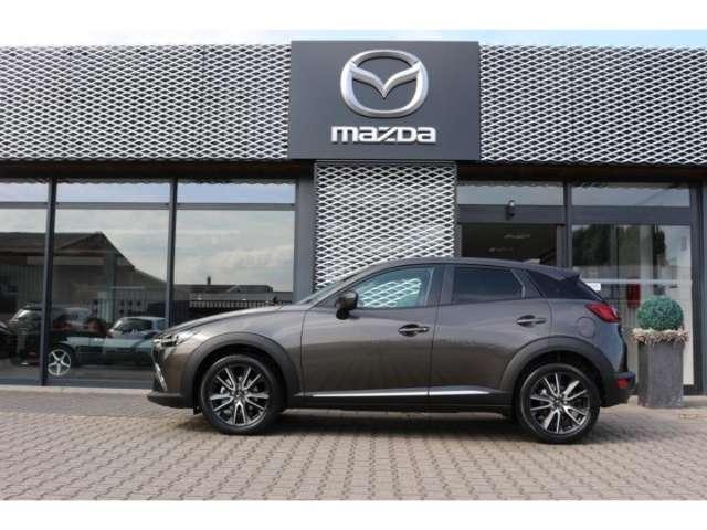 Mazda CX-3 SKY-D SPORTS-LINE+NAV+HUD+LED+KAMERA+8-FACH