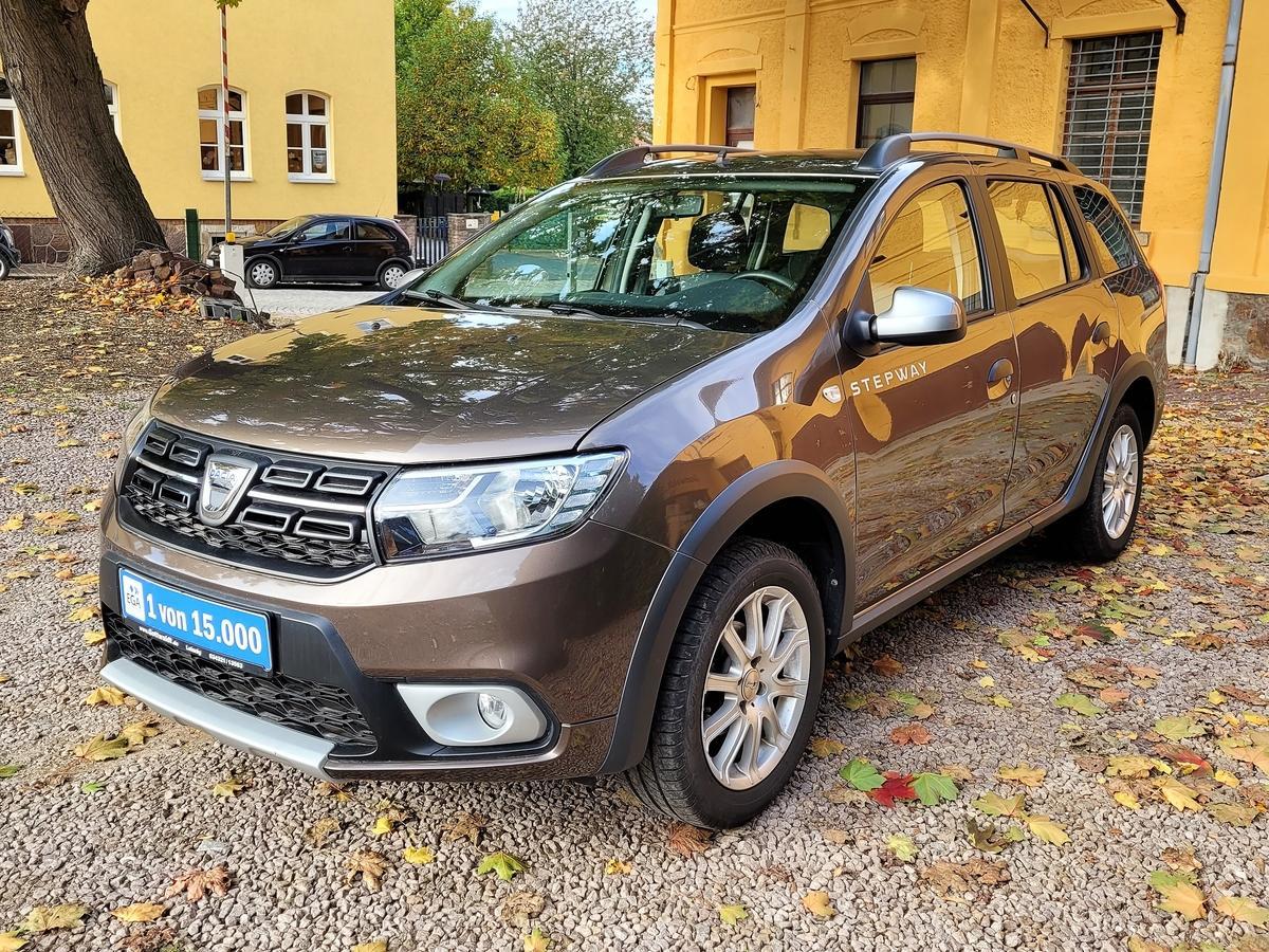 Dacia Logan MCV TCe 90 (S&S) Stepway
