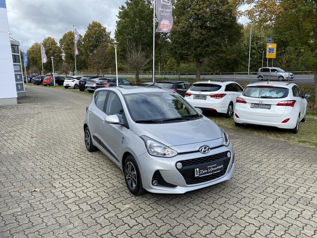 Hyundai i10 1.2 Automatik+ Multifkt.lenkrad+ Schiebedach