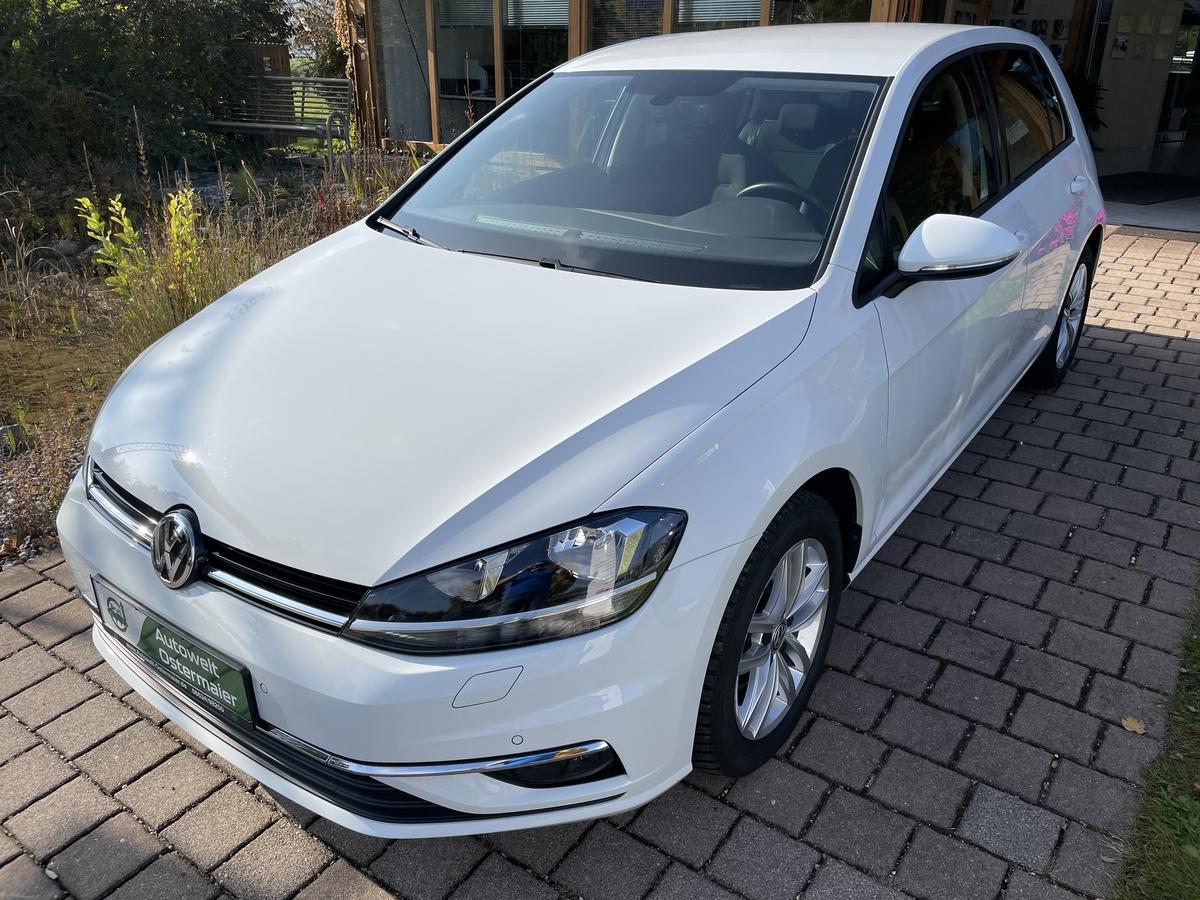 Volkswagen Golf VII 7 1.6 TDI 115PS*Comfortline*NAVI*SHZ*