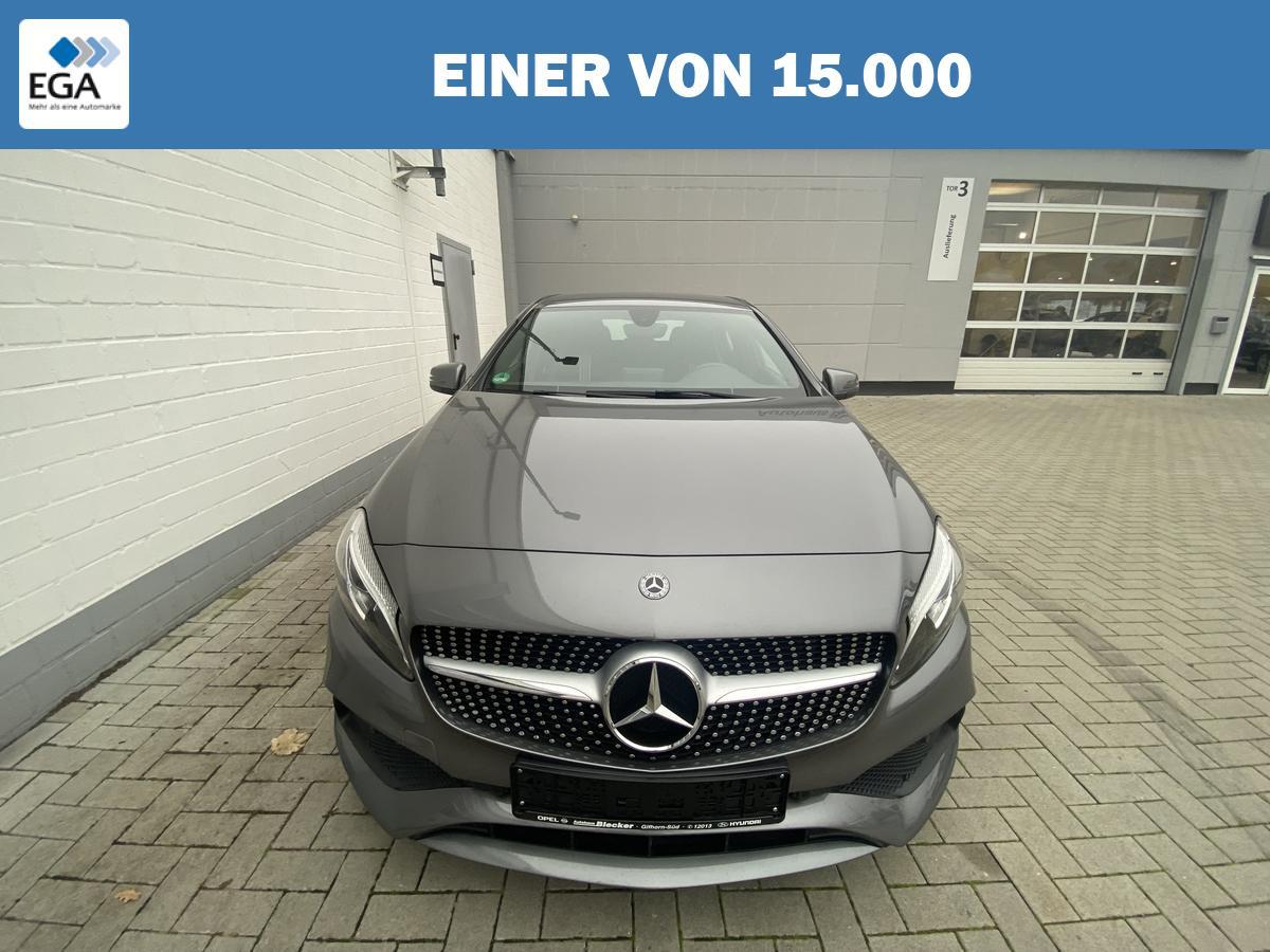 Mercedes-Benz A 200 AMG Line*Navi*Klima*Sportfahrwerk*Sitzhzg*LED*