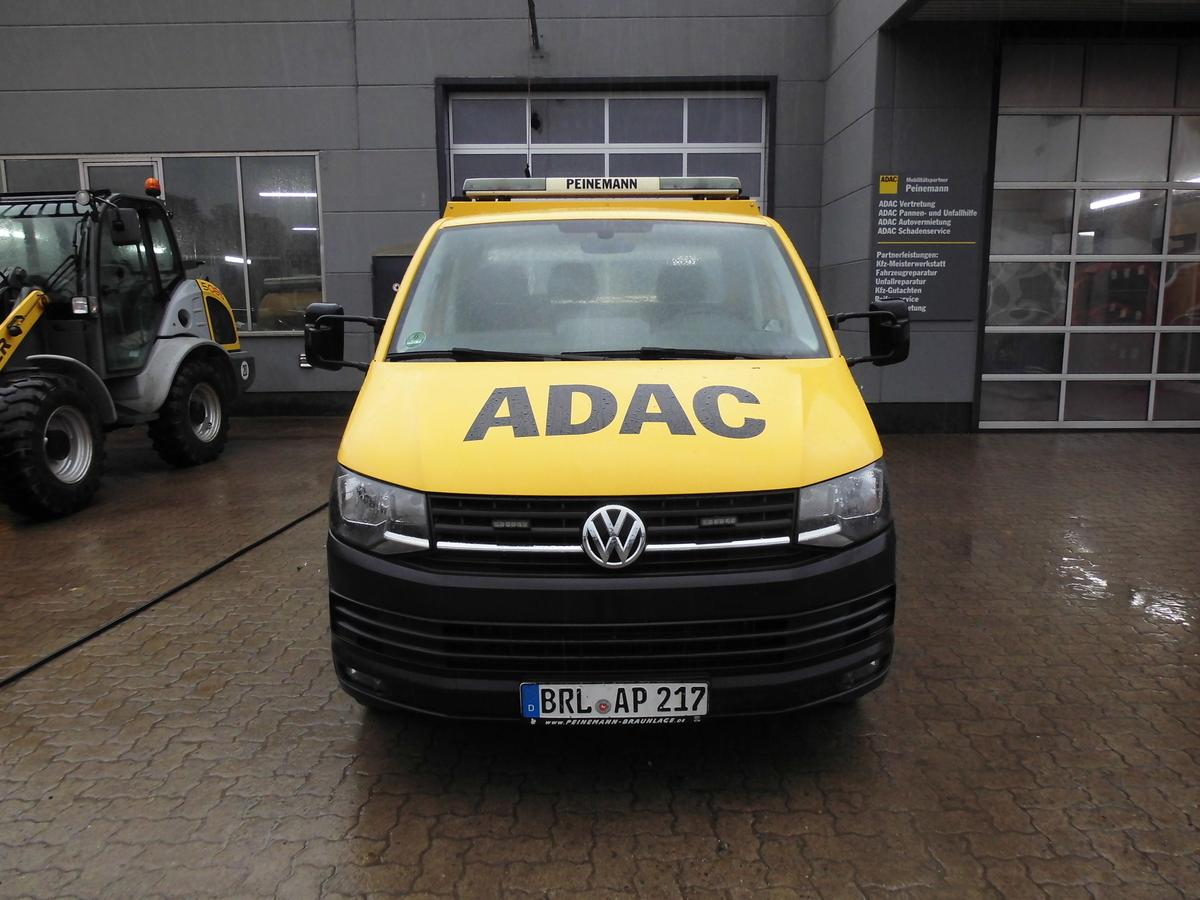 Volkswagen T6 andere ADAC Fahrzeug,Navi,Freisprech.