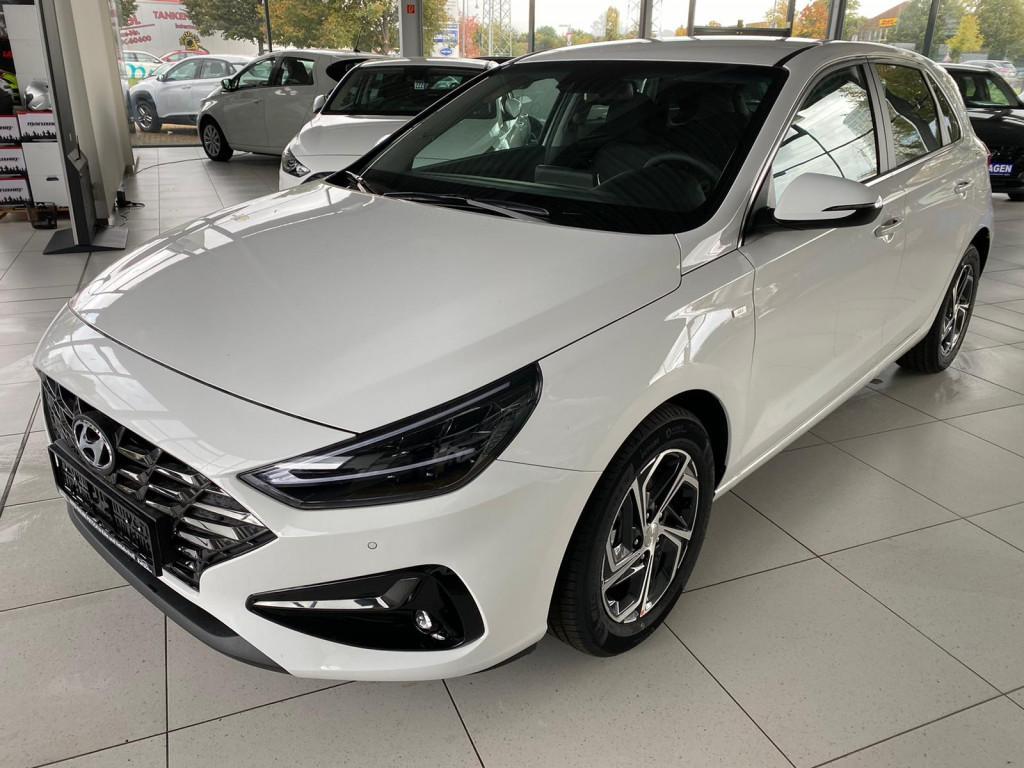 Hyundai i30 HB 1.0 T-GDI 48V Style *FACELIFT 2021*LED*Klimaauto*PDC*