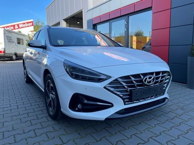 Hyundai i30 120 PS Automatik SW Led*Shzg*App-Connect uvm