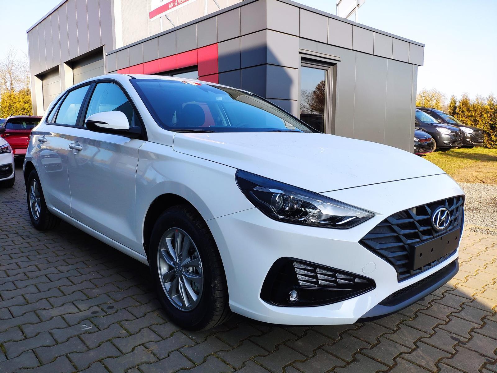 Hyundai i30 neues Modell! *App-Connect*Kamera*Klima*