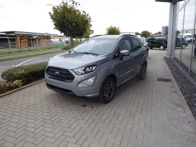 Ford EcoSport ST Line Technik-P. / Winter-P. / Fahrerassistenz.-P