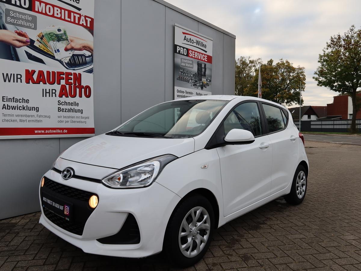 Hyundai i10 1.2 Trend *PDC*KLIMA*AUTOMATIK*