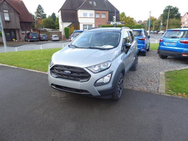 Ford EcoSport Active Technik-P. / Winter-P. / Fahrerassistenz.-P.