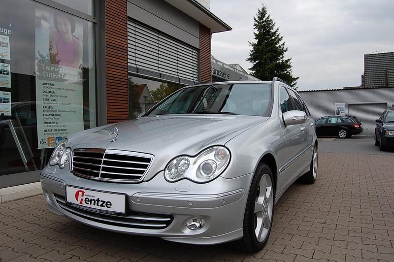 Mercedes-Benz C 220 T CDI AVANGARDE AUTOMATIK