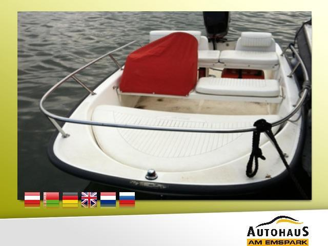 andere  Boston Wahler 130 Sport, 40 PS Mercury EFI, Trailer