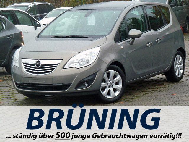 Opel Meriva 1.7 CDTI Cosmo Pack *Panorama*PDC*Navi*