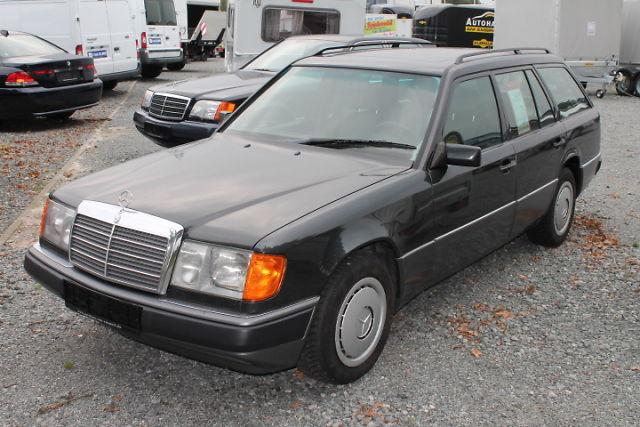 Mercedes-Benz 220 TE Automatic, 3.Hand, ESD, MB Karo,