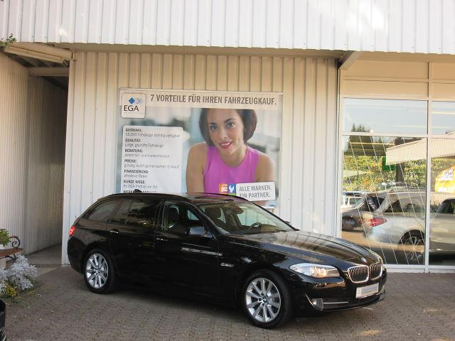 BMW 520 d TOURING AHK ALU PDC S-HEIZUNG