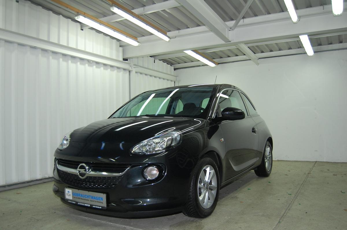 Opel Adam Jam IntelliLink Bluetooth