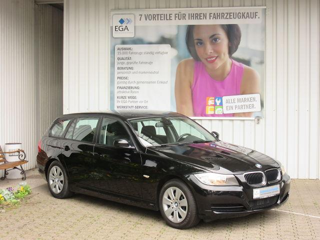 BMW 316d TOURING KLIMAAUTOMATIC PDC S-HEIZUNG