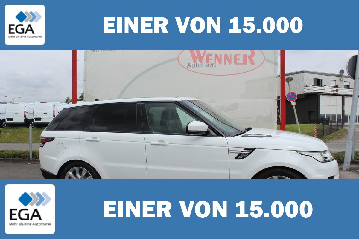 Land Rover Range Rover Sport SDV6 HSE / Meridian 825 + Panorama + Offro