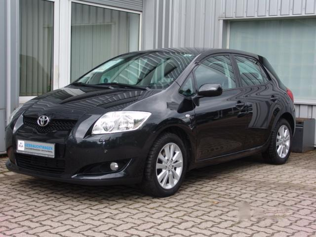 Toyota Auris 1.6 VVT-i Executive