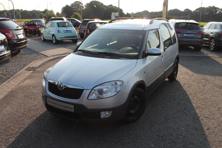 Skoda Roomster 1,6 Scout , Klimaautom, Panorama, NSW