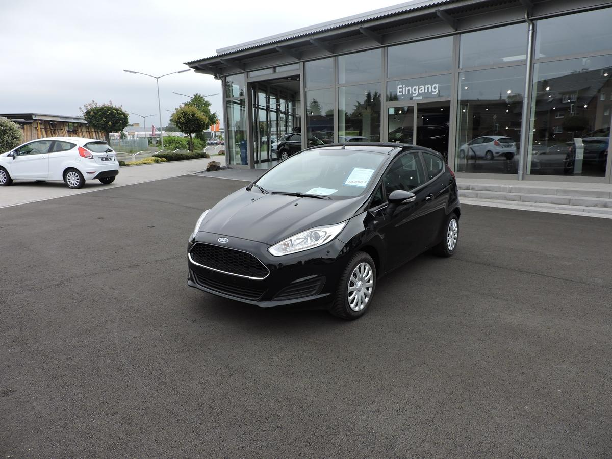 Ford Fiesta VIP-Edition 3trg + Klima / MP3 / Winterp. / Allwetter