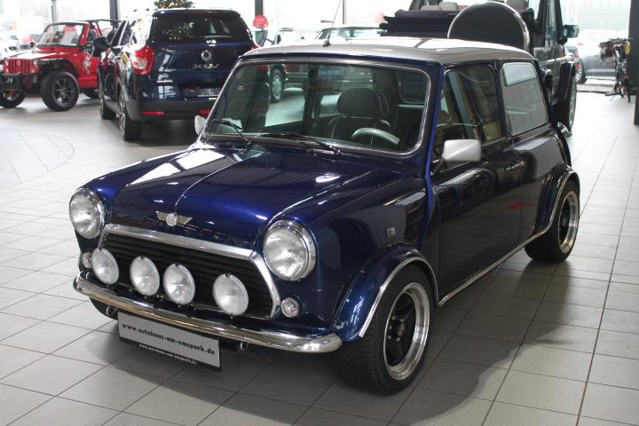 MINI Cooper S  Final Edition Sport, erst 28276 km,Mengers Restaur